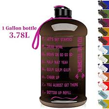 1Gallon Gym Sports Water Bottle Water Jug ... - Amazon.com