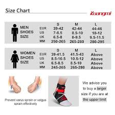 <b>Kuangmi 1Pair</b> Ankle Support Foot Guard Adjustable Ankle <b>Brace</b> ...