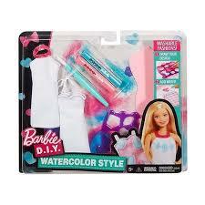 """Игровой <b>набор</b> Mattel <b>Барби</b> """"Акварельный <b>стиль</b>"""" DMC08 в ..."""