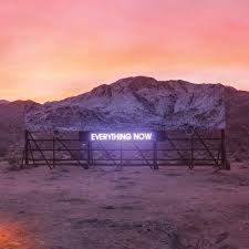 Review: <b>Arcade Fire's</b> '<b>Everything</b> Now' darkly happy-go-lucky
