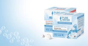 <b>Pure Water</b> - высокоэффективные экологичные средства для дома
