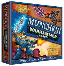 Munchkin <b>Warhammer</b> 40,000