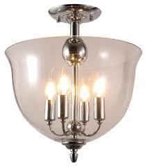 Купить Потолочный <b>светильник Crystal Lux Atlas</b> PL4 Chrome по ...