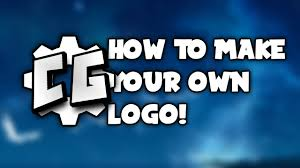 how to make your own logo for paint net