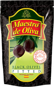 <b>Оливки</b>, маслины: <b>MAESTRO DE OLIVA</b> – купить в сети магазинов ...