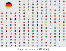 Royalty-Free <b>Country Flag Round</b> Stock Images, Photos & Vectors ...