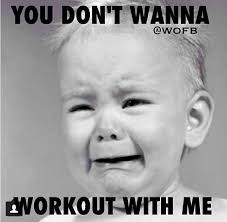 Its so hard finding a workout buddy :/ | Fitinspiration ... via Relatably.com