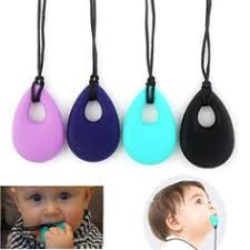 <b>Chenkai 10PCS</b> BPA Free <b>Silicone</b> Car Teether Baby Shower ...
