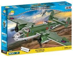 <b>Конструктор Cobi</b> Small Army World War II 5530 <b>Самолет</b> North ...