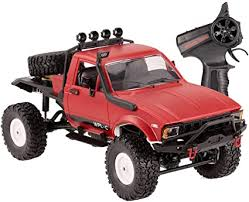 The perseids Remote Control <b>Car</b>, 1:16 <b>2.4G</b> 2CH <b>4WD RC</b> Off ...
