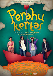 movie review perahu kertas anonymous daily adventure movie review perahu kertas