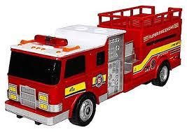 Купить <b>радиоуправляемая пожарная машина Rui</b> Feng с ...
