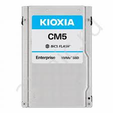 "KCM51VUG6T40 - 2.5"" U.2 6400GB <b>KIOXIA</b> (<b>Toshiba</b>) CM5-V ..."