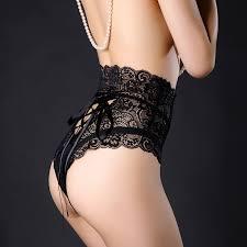 Yufeila <b>New</b> Black Lace <b>women Sexy Lingerie</b> Panties <b>Underwear</b> ...