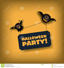 halloween party invitation template stock vector image  halloween party invitation template holiday royalty stock photography