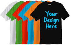Customized t shirts for football clubs