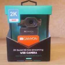 <b>Веб-камера canyon CNS-CWC6N</b> – купить в Москве, цена 3 500 ...