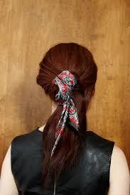 Платок в <b>волосах</b> (Diy) | Beauty в 2019 г. | Прически для ...
