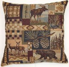 northwoods home decor northwoods decorative pillow by creative home furnishings available in