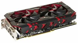 <b>Видеокарта PowerColor Radeon RX</b> 580 1380MHz PCI-E 3.0 ...