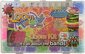 <b>Loom Twisters</b> SV11617 Friendship <b>Loom</b> Bands Set (Large), Various