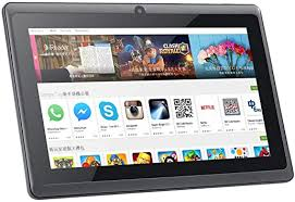 7 Inch Full Touch Screen Tablet PC, Q88 Android 4.4 ... - Amazon.com