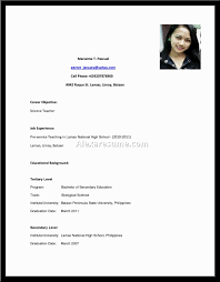 template template for teenagers first resume image of template for teenagers first resume medium size