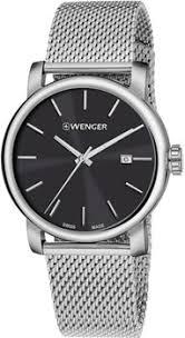 <b>Wenger Часы 01.1021.123</b>. <b>Коллекция</b> Urban Classic Vintage ...