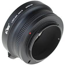 <b>Кольцо</b> переходное JJC Lens Mount <b>Adapter Nikon</b> F- Micro 4/3 ...