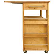 leaf kitchen cart: catskills heart of the kitchen island with drop leaf
