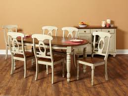 round french country dining table