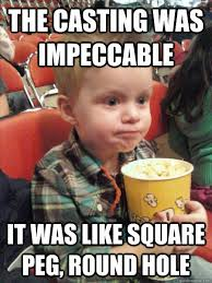 Movie Critic Kid memes | quickmeme via Relatably.com