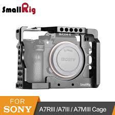 <b>SmallRig a7iii a7r3 a7m3</b> Cage For Sony A7RIII /A7III/A7MIII ...