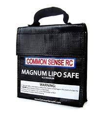 Magnum Lipo Safe Charging/Storage Bag: Toys ... - Amazon.com