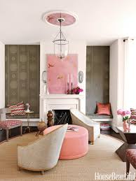 Pink Living Room Furniture Happy Living Room Fun Living Rooms