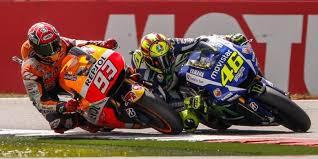 Hasil gambar untuk Foto Rossi dan Marquez