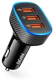 Roav SmartCharge Halo, by Anker, 3-Port USB 30W ... - Amazon.com