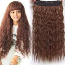 Discount brown hair extension clips with Free Shipping – JOYBUY ...