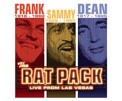 """Y esta tarde tenemos evento: vamos a ver a los """"imitadores"""" del Rat Pack original que vienen desde ... - ratpack"""