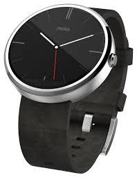 Умные часы Motorola Moto 360 (leather) — купить по выгодной ...