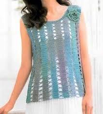 pretty tunic with diagram | Crochet-Afghans | Crochet blouse ...
