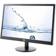 "<b>AOC M2470SWH 23.6</b>"" Full HD MVA Monitor - Laptops Direct"