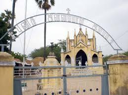 Image result for ஆறுமுகனேரியில் புனித அன்னம்மாள் ஆலய திருவிழா