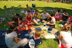 Imagini pentru fericirea in picnic