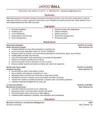 unforgettable apprentice drywaller resume examples to stand out    apprentice drywaller resume sample