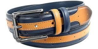 Men's Slim <b>Leather</b> Belt | Modern <b>Vintage</b> Design | <b>Genuine Leather</b>