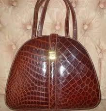 366 Best <b>vintage Alligator</b>,crocodile and skin <b>handbags</b> and <b>purses</b> ...