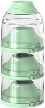 Phgklm PP Material Baby Milk Powder Box <b>Detachable Three-Layer</b> ...