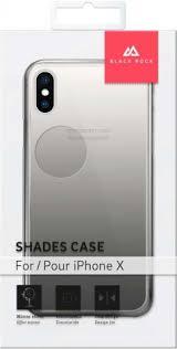 <b>Клип</b>-<b>кейс Black Rock Apple</b> iPhone X real carbon Grey - цена на ...