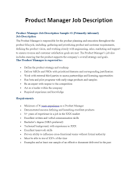 job description for project s manager professional resume job description for project s manager project manager job description job interviews job description role profile